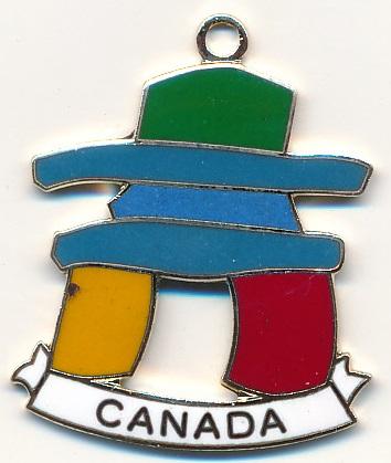 Canada Inukshuk