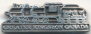 Kingston Train