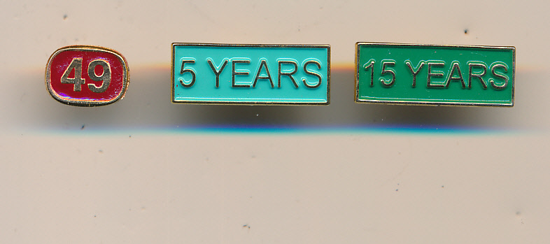 Year Pins