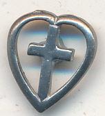 Cross in Heart